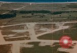 Image of aircraft P 47s Corsica France Alto Air Base, 1944, second 5 stock footage video 65675051885