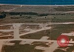 Image of aircraft P 47s Corsica France Alto Air Base, 1944, second 6 stock footage video 65675051885