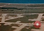 Image of aircraft P 47s Corsica France Alto Air Base, 1944, second 7 stock footage video 65675051885