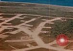 Image of aircraft P 47s Corsica France Alto Air Base, 1944, second 13 stock footage video 65675051885