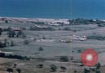 Image of aircraft P 47s Corsica France Alto Air Base, 1944, second 16 stock footage video 65675051885