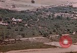Image of aircraft P 47s Corsica France Alto Air Base, 1944, second 23 stock footage video 65675051885