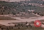 Image of aircraft P 47s Corsica France Alto Air Base, 1944, second 25 stock footage video 65675051885