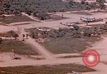 Image of aircraft P 47s Corsica France Alto Air Base, 1944, second 27 stock footage video 65675051885