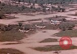 Image of aircraft P 47s Corsica France Alto Air Base, 1944, second 28 stock footage video 65675051885