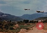 Image of aircraft P 47s Corsica France, 1944, second 6 stock footage video 65675051888