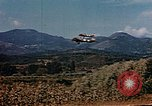 Image of aircraft P 47s Corsica France, 1944, second 8 stock footage video 65675051888