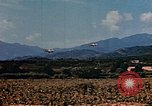 Image of aircraft P 47s Corsica France, 1944, second 12 stock footage video 65675051888