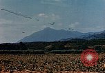Image of aircraft P 47s Corsica France, 1944, second 19 stock footage video 65675051888