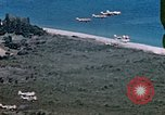Image of aircraft P 47s Corsica France, 1944, second 37 stock footage video 65675051888