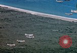 Image of aircraft P 47s Corsica France, 1944, second 39 stock footage video 65675051888