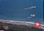 Image of aircraft P 47s Corsica France, 1944, second 43 stock footage video 65675051888