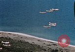 Image of aircraft P 47s Corsica France, 1944, second 44 stock footage video 65675051888