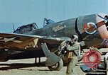 Image of USAAF 57th Fighter Group P-47s Corsica France, 1944, second 8 stock footage video 65675051894