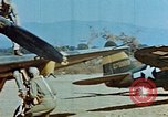 Image of USAAF 57th Fighter Group P-47s Corsica France, 1944, second 11 stock footage video 65675051894