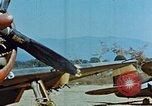 Image of USAAF 57th Fighter Group P-47s Corsica France, 1944, second 19 stock footage video 65675051894