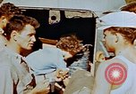 Image of P 47 aircraft of US Army Air Forces 57th Fighter Group Corsica France, 1944, second 30 stock footage video 65675051896