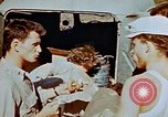 Image of P 47 aircraft of US Army Air Forces 57th Fighter Group Corsica France, 1944, second 32 stock footage video 65675051896