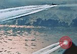 Image of B-52 aircraft bombing run in Vietnam War Guam, 1967, second 38 stock footage video 65675051903