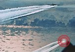 Image of B-52 aircraft bombing run in Vietnam War Guam, 1967, second 42 stock footage video 65675051903