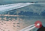 Image of B-52 aircraft bombing run in Vietnam War Guam, 1967, second 43 stock footage video 65675051903
