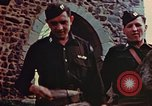 Image of American Army Air Force pilots Germany, 1945, second 31 stock footage video 65675051908