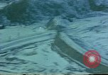 Image of railroad tunnel entrance Korea, 1951, second 7 stock footage video 65675051944