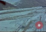 Image of railroad tunnel entrance Korea, 1951, second 30 stock footage video 65675051944