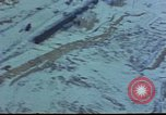 Image of railroad tunnel entrance Korea, 1951, second 42 stock footage video 65675051944
