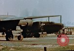 Image of aircraft B 26 Germany, 1945, second 4 stock footage video 65675051946