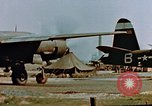 Image of aircraft B 26 Germany, 1945, second 8 stock footage video 65675051946