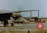 Image of aircraft B 26 Germany, 1945, second 12 stock footage video 65675051946