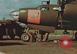 Image of aircraft B 26s Germany, 1945, second 38 stock footage video 65675051948