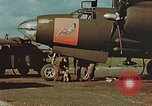 Image of aircraft B 26s Germany, 1945, second 39 stock footage video 65675051948