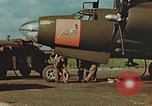 Image of aircraft B 26s Germany, 1945, second 40 stock footage video 65675051948