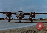 Image of Martin B-26 Marauder aircraft France, 1945, second 56 stock footage video 65675051954