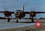 Image of Martin B-26 Marauder aircraft France, 1945, second 57 stock footage video 65675051954