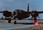 Image of Martin B-26 Marauder aircraft France, 1945, second 58 stock footage video 65675051954