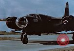 Image of Martin B-26 Marauder aircraft France, 1945, second 59 stock footage video 65675051954