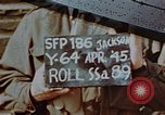 Image of vehicles on road Germany, 1945, second 1 stock footage video 65675051958