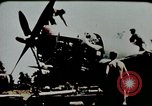 Image of airmen Corsica France Alto Air Base, 1944, second 1 stock footage video 65675051968