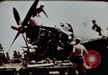 Image of airmen Corsica France Alto Air Base, 1944, second 2 stock footage video 65675051968