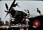 Image of airmen Corsica France Alto Air Base, 1944, second 3 stock footage video 65675051968