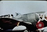 Image of airmen Corsica France Alto Air Base, 1944, second 11 stock footage video 65675051968