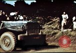 Image of airmen Corsica France Alto Air Base, 1944, second 25 stock footage video 65675051968