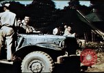 Image of airmen Corsica France Alto Air Base, 1944, second 27 stock footage video 65675051968