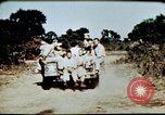 Image of airmen Corsica France Alto Air Base, 1944, second 33 stock footage video 65675051968