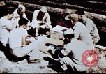 Image of airmen Corsica France Alto Air Base, 1944, second 42 stock footage video 65675051968