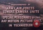 Image of General Curtis LeMay leads bombing of Japan Guam Mariana Islands, 1945, second 21 stock footage video 65675051971
