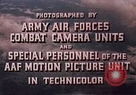 Image of General Curtis LeMay leads bombing of Japan Guam Mariana Islands, 1945, second 25 stock footage video 65675051971